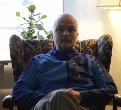 Ambassadör Andreas Strandh